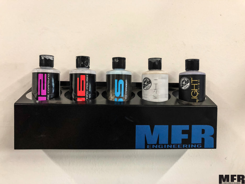 Bottle Holder - MFR Engineering