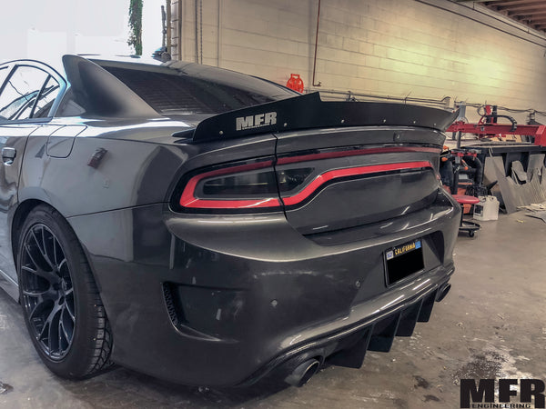 Dodge Charger Wickerbill (2015-2018) - MFR Engineering