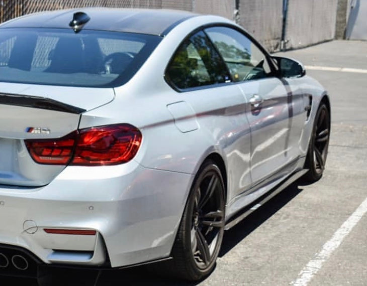 BMW F82 M4 Sideskirts - MFR Engineering