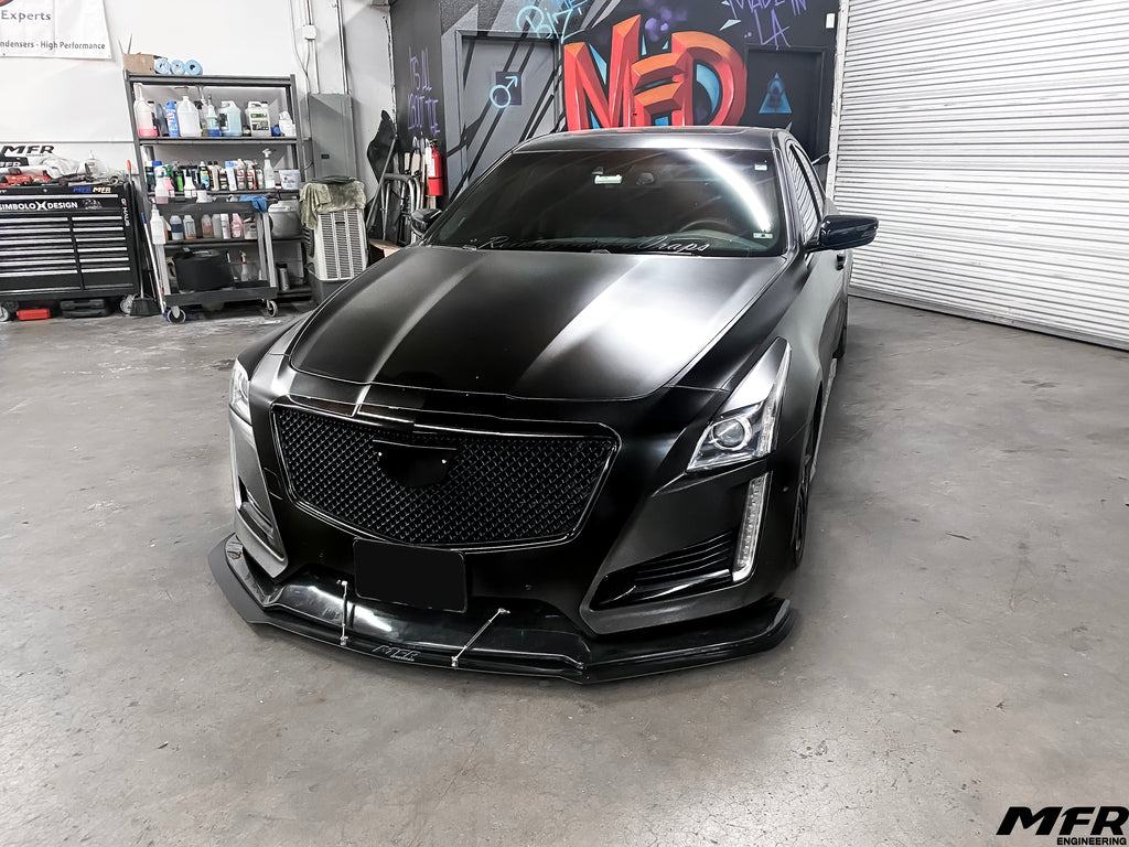 Cadillac CTS-V Front Splitter (2016-)