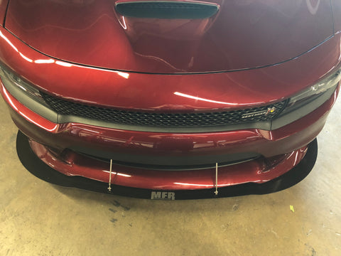 Dodge Charger Chin Splitter - MFR Engineering
