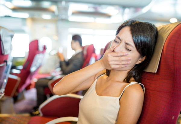 How to cure Motion Sickness, Nausea and Food Poisoning while traveling...