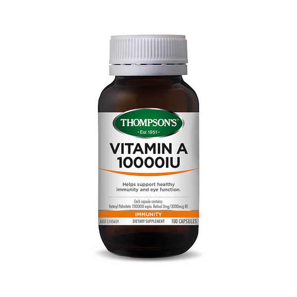 Thompson's Vitamin A 10000iu