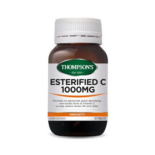 Thompsons Esterified C 1000mg