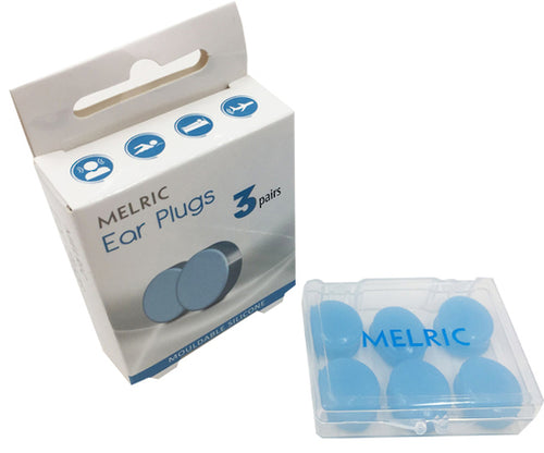 Melric Ear Plugs - Silicone Mouldable