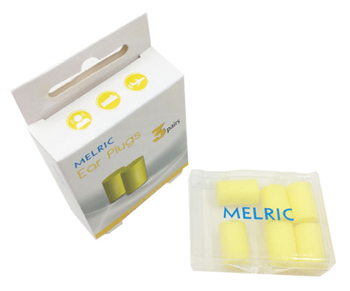Melric Ear Plugs - Foam Barrel