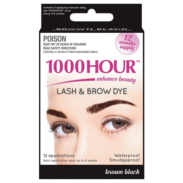 1000 Hour Lash & Brow Dye