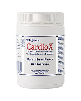 Metagenics CardioX Banana Berry