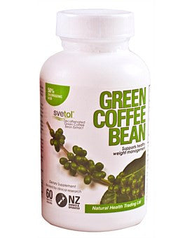 Natural Health Trading Svetol Pure Green Coffee Bean Extract