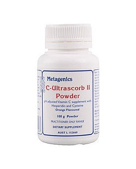 Metagenics C-Ultrascorb II Powder