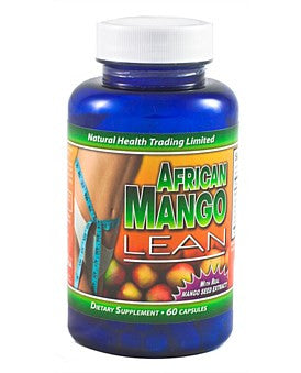 Natural Health Trading African Mango Lean
