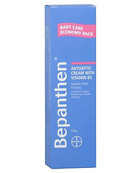 Bepanthen Antiseptic Cream With Vitamin B5