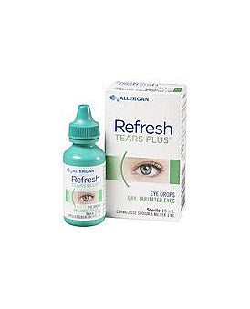 Refresh Tears Plus Eye Drops