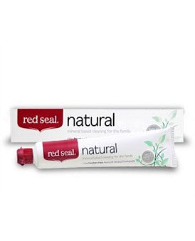 Red Seal Natural Toothpaste