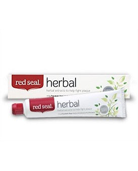 Red Seal Herbal Toothpaste