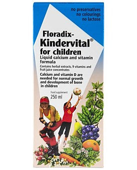Red Seal Floradix Kindervital Tonic