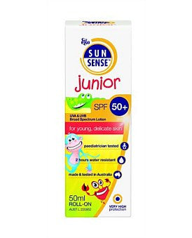 SunSense Junior SPF50+ Roll On