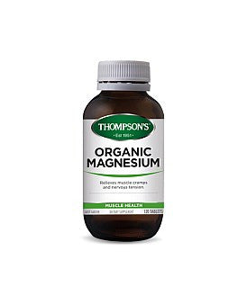 Thompsons Organic Magnesium