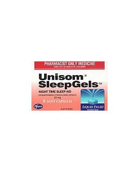 Unisom Sleep Gel 50mg