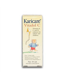 Karicare Vitadol C Solution