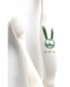 Jack N Jill Biodegradable Toothbrush Bunny