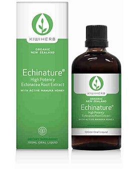 Kiwiherb Organic Echinature Liquid