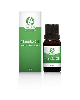Kiwiherb Manuka Oil (NZ Tea Tree Oil)