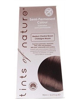 Tints of Nature Semi Permanent Hair Colour