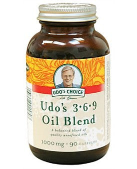 Udos Oil 3,6,9 1000mg