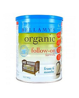 Bellamys Step 2 Organic Follow On Formula 6 ~ 12 Months (NZ Only)