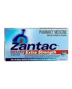 Zantac Relief Extra Strength 300mg