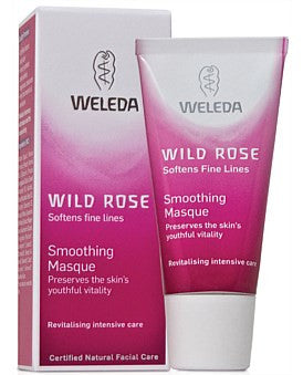 Weleda Wild Rose Smoothing Facial Masque