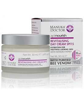 Manuka Doctor ApiNourish Revitalising Day Cream SPF15+