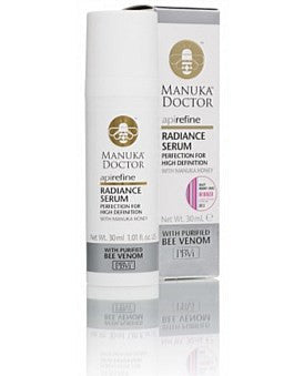 Manuka Doctor ApiRefine Radiance Serum with Purified Bee Venom & UMF18+ Manuka Honey