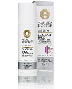 Manuka Doctor ApiRefine CC Cream with SPF20