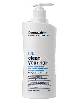 DermaLab 04 Clean Your Hair Shampoo