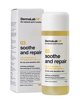 DermaLab 03 Soothe and Repair Oil