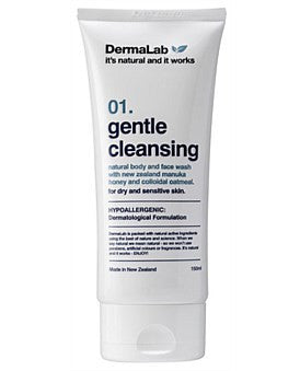 DermaLab 01 Gentle Cleansing Body & Face Wash