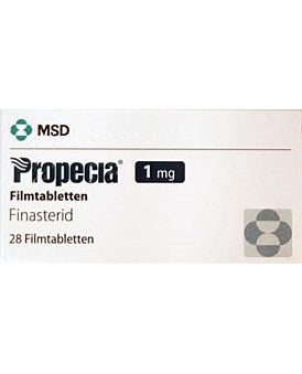 Propecia 1mg (NZ Only)