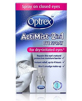 Optrex Actimist Dry & Irritated Eyes Spray