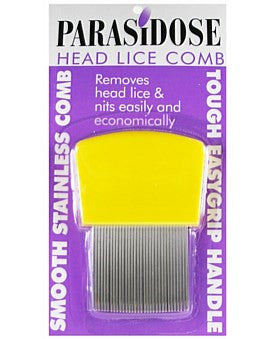 Parasidose Long Tooth Head Lice Comb