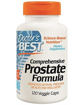 Doctors Best Comprehensive Prostate Formula