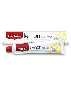 Red Seal Lemon Fresh Toothpaste