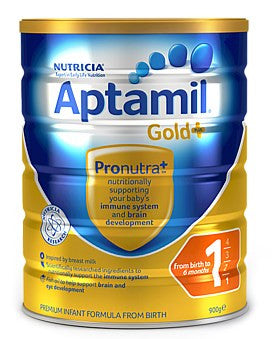 Aptamil Gold+ 1 Premium Infant Formula From Birth (to China ONLY)