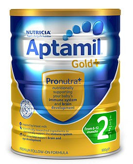 Aptamil Gold+ 2 Premium Follow-On Formula (to China ONLY)