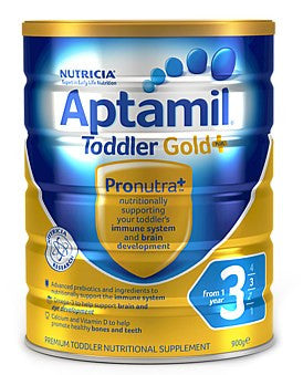 Aptamil Gold+ 3 Toddler Premium Nutritional Supplement (to China ONLY)