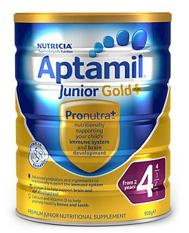 Aptamil Gold+ 4 Junior Premium Nutritional Supplement (to China ONLY)