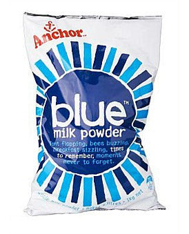Anchor Powdered Milk Blue (to China ONLY)