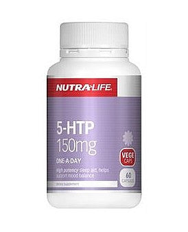 Nutralife 5-HTP 150mg One A Day