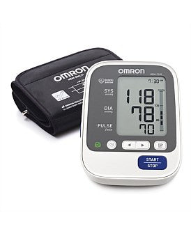 Omron HEM-7130 Blood Pressure Monitor Deluxe